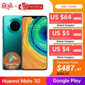 [APENAS 11/11] Huawei Mate 30 6 GB 128 GB 40w - R$2.094