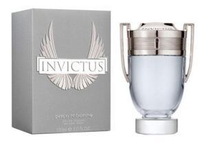 Invictus Paco Rabanne 150ml - Perfume Masculino - Eau De Toilette - R$389