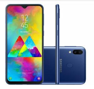 [Somente pelo App] Smartphone Samsung Galaxy M20 64gb Azul