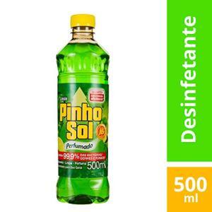 (1,75) Desinfetante Pinho Sol Lavanda 500 ml