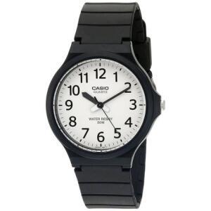 Relógio Masculino Casio Analógico MW240-7BVDF Preto | R$97