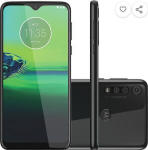 Motorola G8 Play - Preto Ônix R$967