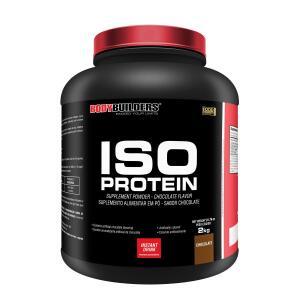 Whey Protein Iso Protein 2 kg Bodybuilders R$90