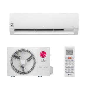 [CC AMeri] Ar Condicionado Split Hw Lg Dual Inverter 12.000 Btus R$ 1498