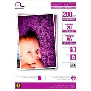 Seleção de Papel Especial Photo Multilaser Paper Grátis (paga o frete)