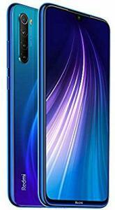 Smartphone Xiaomi Note 8 64GB 4GB Global Azul