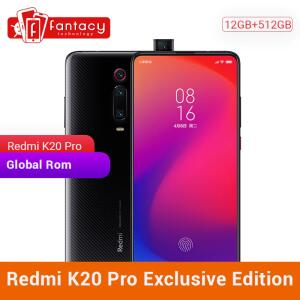 Xiaomi mi9t pro - K20 Pro 12GB 512GB Snapdragon 855 Plus 48MP Câmeras Triplas 27W - R$1.923
