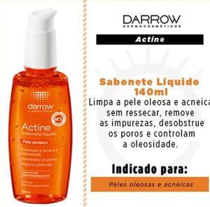 Kit sabonete líquido DARROW