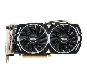 Placa de Vídeo MSI AMD Radeon RX 570 Armor 4G OC, GDDR5 R$ 579