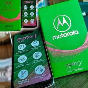 Smartphone Motorola Moto G7 Play Edição Especial 32GB Dual Chip