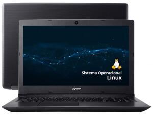 "Notebook Acer Aspire 3 A315-53-343Y Intel Core i3 - 4GB 1TB 15,6"" Linux   R$1.439"