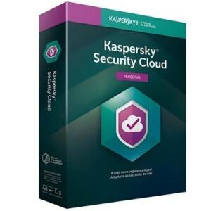 50% OFF - Kaspersky Security Cloud – Personal | R$85
