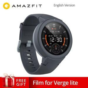 [11/11] Smartwatch Xiaomi Amazfit Verge Lite | R$385