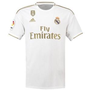 Camisa Real Madrid Home 19/20 S/N° Torcedor   R$180