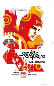 Gavião Arqueiro. Rio Bravo | R$20
