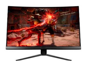 "MONITOR GAMER MSI OPTIX MAG271C 27"" CURVO 144HZ 1MS FHD HDMI/DP PRETO, OPTIX MAG271C R$1749"