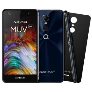 Smartphone Quantum MÜV UP 32GB + 3GB RAM Octa-Core - R$539