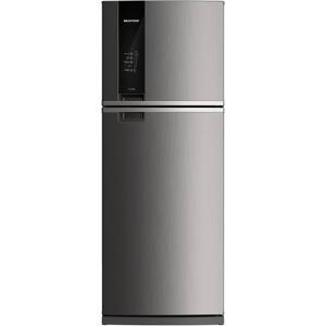 [R$1.616 AME] Geladeira Brastemp Frost Free 462 litros - BRM56 Inox - R$3.232
