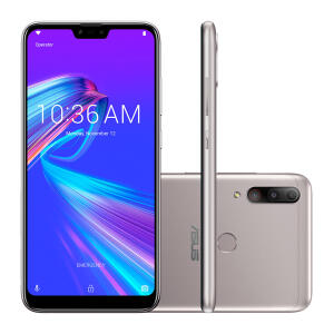 Smartphone Asus Zenfone Max Shot 64GB   R$849