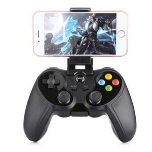 [R$28 com Ame] Controle Joystick para Celular Wireless Bluetooth Ipega 9078 Android | R$56