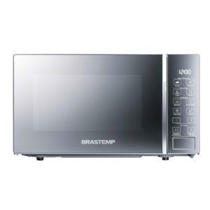 Micro-ondas Brastemp 20L 1100W - BMS20AR - R$379
