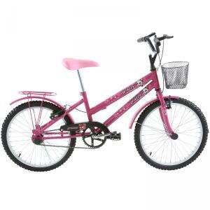 Bicicleta Oxer Cissa - Aro 20 - Freio V-Brake - Infantil R$401