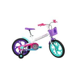 Bicicleta Caloi Ceci - Aro 16 - Freios Cantilever - Infantil R$370