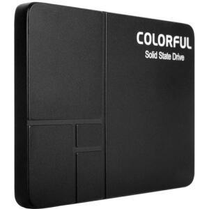 SSD Colorful SL500 480GB Sata III Leitura 480MBs e Gravação 440MBs