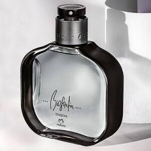 Perfume Biografia Inspire R$56
