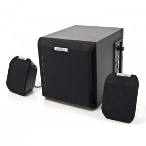 Caixa de Som para PC 15W RMS Edifier X100B 2.1 Bivolt - Recondicionada R$135