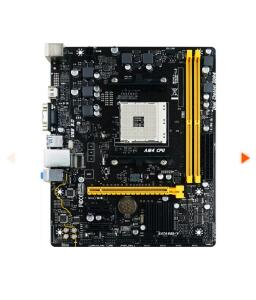 Placa Mãe Biostar B350M, Chipset B350, AMD AM4, mATX, DDR4 R$299