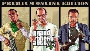 (Primeira Compra) Game Grand Theft Auto V: Premium Online Edition - PC (PayPal)