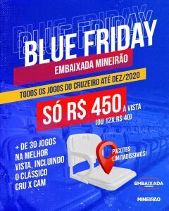 Ingressos jogos do Cruzeiro