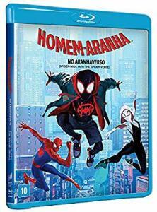[Blu-ray] Homem Aranha: No Aranhaverso