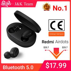 [Novos Usuários] Xiaomi Redmi Airdots Bluetooth 5.0 - R$66