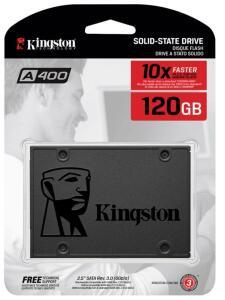 [R$104 com AME] SSD Kingston A400 120GB - R$130