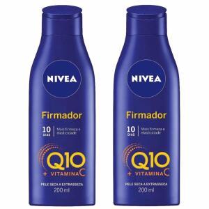 Hidratante Nivea Q10 + Vitamina C Pele Seca 400 ml (cada = 15,72) selecionar 2 itens