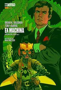 Ex Machina: Ed. De Luxo Vol. 1 | R$52