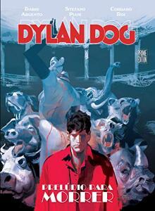 Dylan Dog. Prelúdio Para Morrer - Graphic Novel 2   R$36