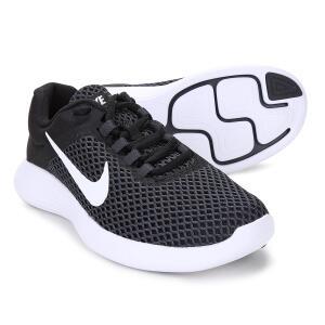 Tênis Nike Lunarconverge 2 Feminino - Preto e Branco | R$135