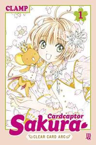 Cardcaptor Sakura Clear Card Arc Vol. 01 - R$17