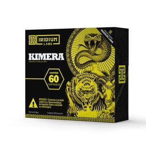 Termogênico Kimera Thermo - 60 Comprimidos - Iridium Labs | R$44