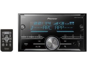 Central Multimídia Pioneer MVH-S618BT LCD - Bluetooth USB Auxiliar | R$380
