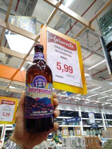[Loja Física Assaí Contagem] Cerveja Backer Belorizontina | R$6