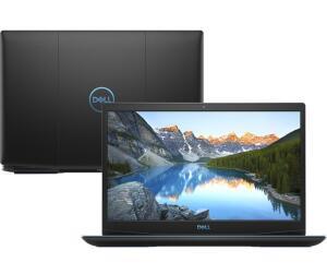 R$ 4.239,98 APP + Cartão + Ame 12x - Notebook Dell gaming G3 3590 a30p core i7 9ª geração 1tb 128gb SSD GTX 1660ti 6gb