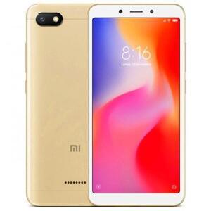 """Smartphone Xiaomi Redmi 6A Dual SIM 16GB Tela de 5.45"""" 13MP/5MP OS 8.1.0 - Dourado"""