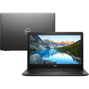 [Ame 20% + C. Americanas] Notebook Dell Inspiron I15-3583-A2YP 8ª Intel Core I5 4GB + 16GB Optane 1TB