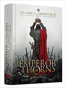 [Livro] Emperor of Thorns - Deluxe Edition: Descubra o fim da trilogia - R$30