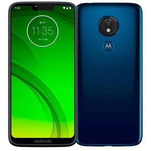 Smartphone Motorola Moto G7 power Azul XT1955 Tela 6.2 64GB 12MP - R$789