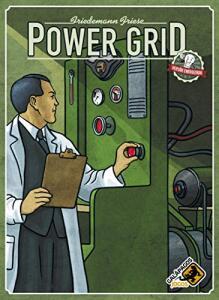 Power Grid: Versão Energizada Galápagos Jogos | R$198